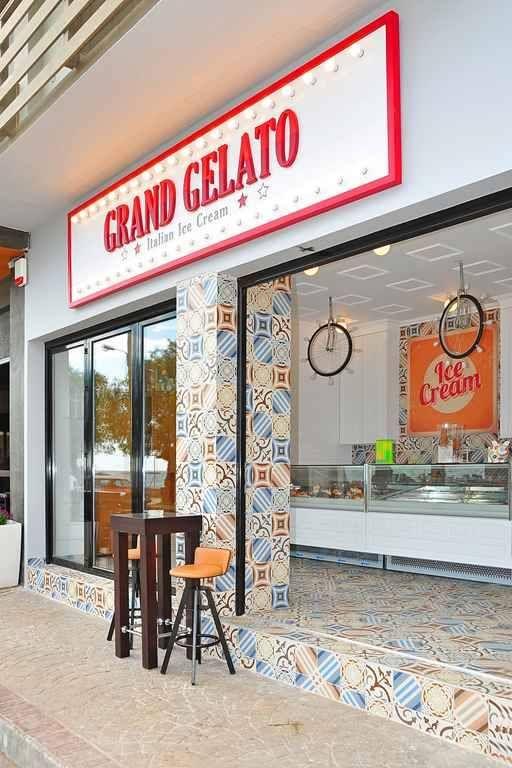 restaurants GRAND GELATO - XYLOKASTRO