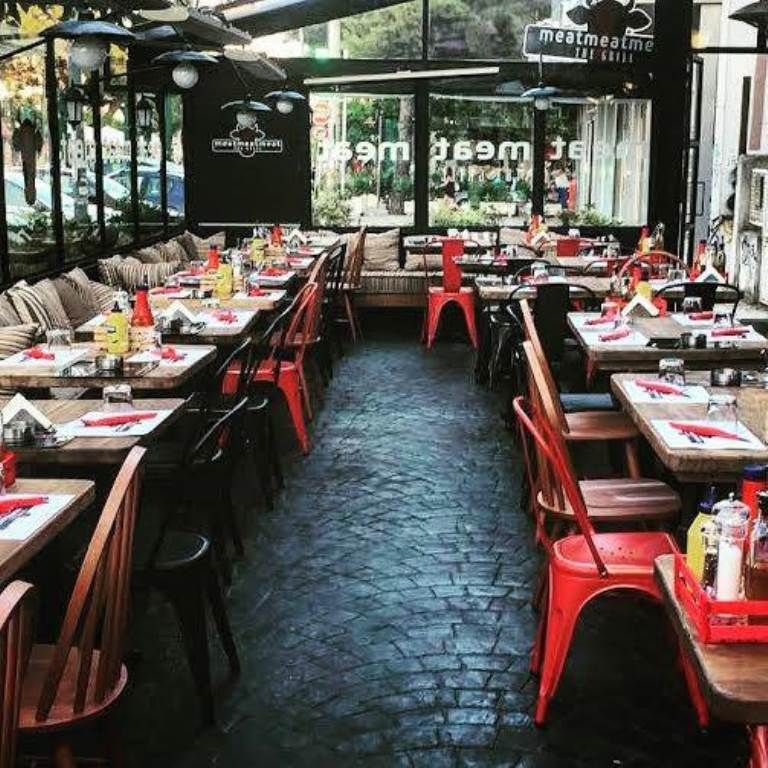 restaurants MEAT MEAT MEAT 1 - VRILISIA