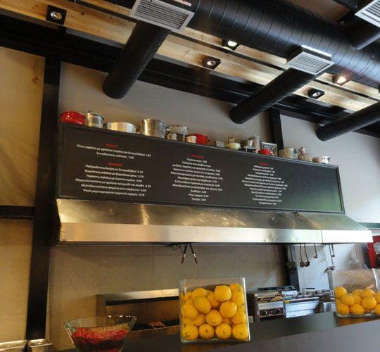 restaurants ΚRΕΜΜIDΙ - GAZI, ATHENS