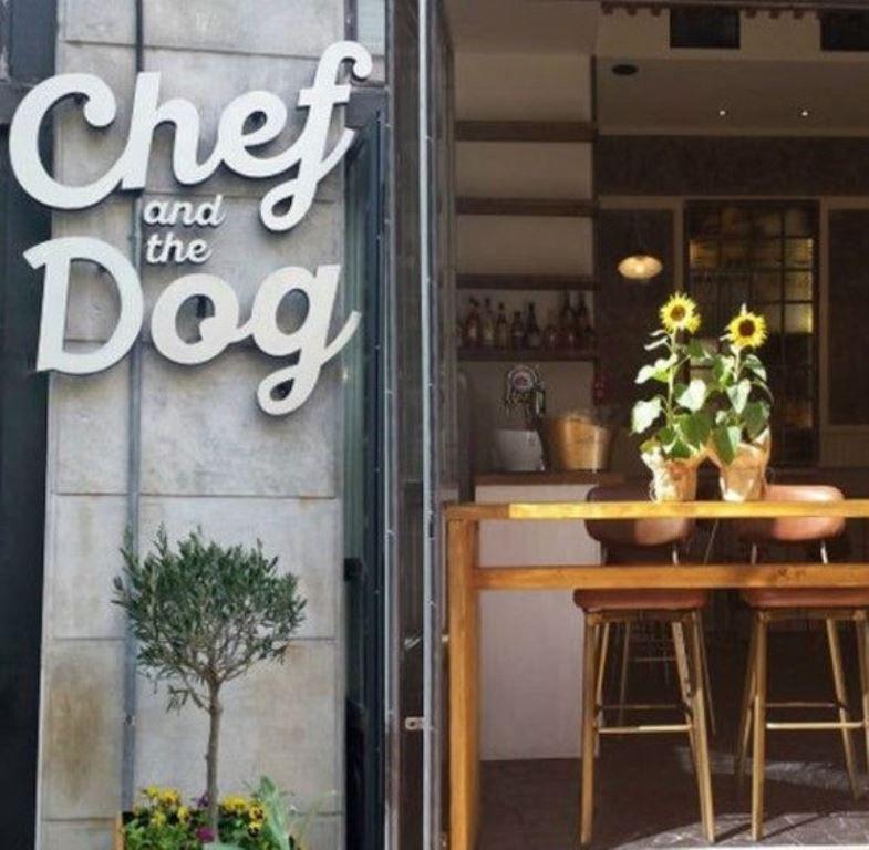 restaurants CHEF AND THE DOG -KOLONAKI